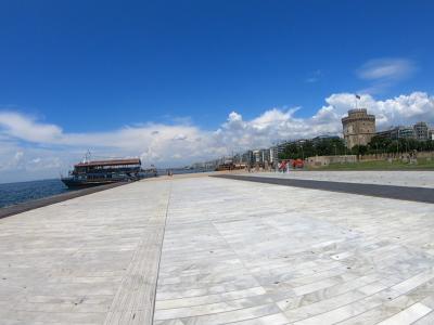 Onsite επισκέψεις στη Νέα Παραλία Θεσσαλονίκης