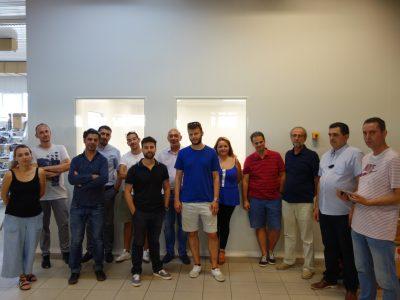 4η συνάντηση e-όραση στην Αλεξανδρούπολη