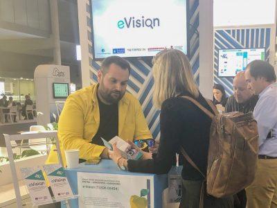 Παρουσίαση του e-Όραση στο Συνέδριο IoT Solutions World Congress στη Βαρκελώνη