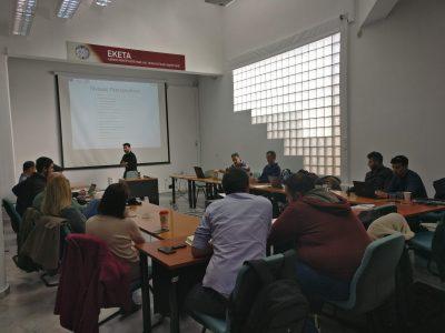 6η συνάντηση e-όραση στη Θεσσαλονίκη