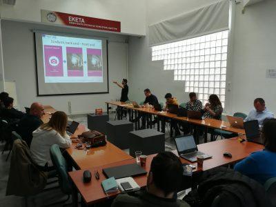 7η συνάντηση e-όραση στη Θεσσαλονίκη